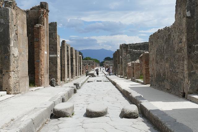 ¡Conoce un sitio lleno de historia y magia: Pompeya!
