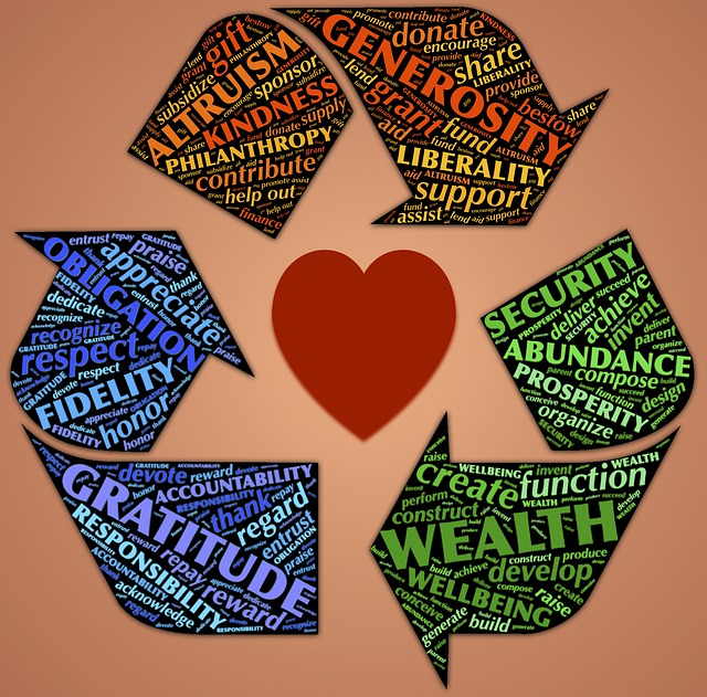 El altruismo que toca corazones: La Cruz Roja